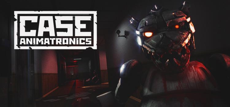 CASE Animatronics Free Download FULL Version PC Game