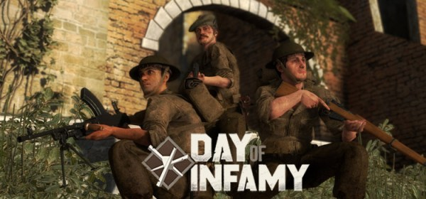 Day Of Infamy Free Download Full PC Game