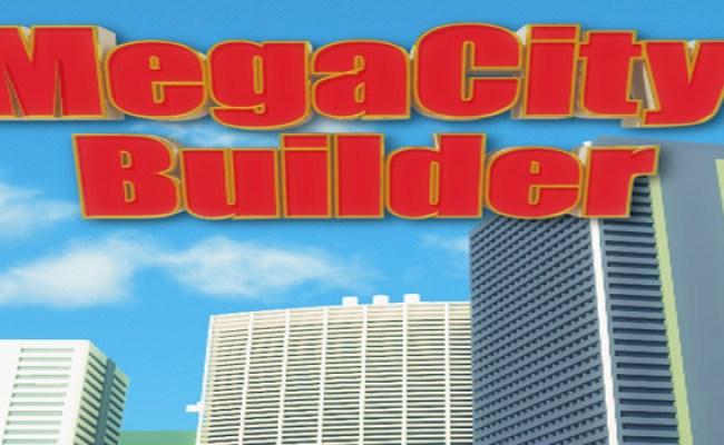 Megacity Builder Free Download Full Version Pc Game