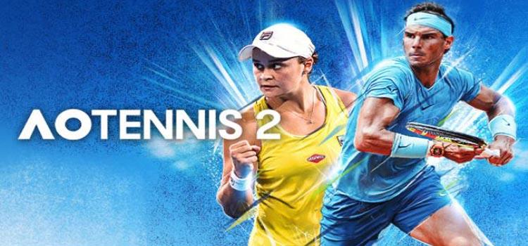 AO Tennis 2 Free Download FULL Version PC Game