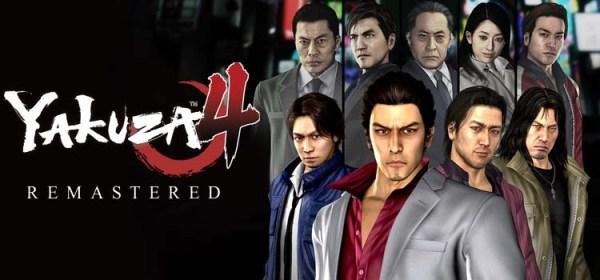 Yakuza 4 Remastered Free Download FULL PC Game
