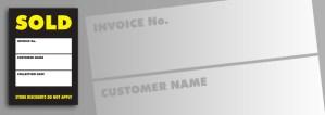Custom Pre-Printed Labels UK by RGS Labels