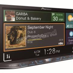 Pioneer Avh X8700bt Spotify Installieren Headlight Switch Wiring Diagram For A 1993 Ford F150 Bluetooth Mirrorlink Apple Carplay