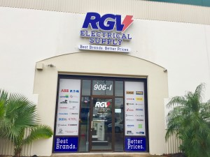 RGV Electrical Supply Highly Accessible for Your Project's Needs