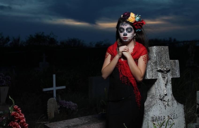 Photographer: Sofia Avila Student Work La Catrina