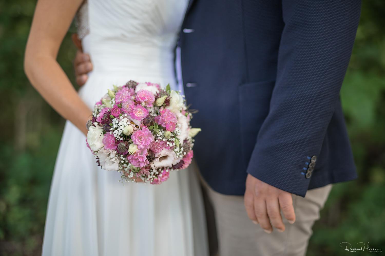 Hochzeit August