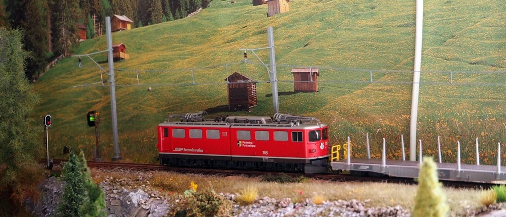 Svens Modellbahn Seiten Bau Einer H0m Segmentanlage In