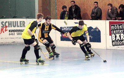 U20-Junioren mit verdientem Auswärtssieg in Biasca