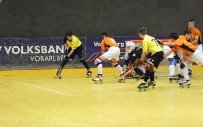 Dornbirn´s U20 Siegesserie reißt auch in Biasca nicht ab