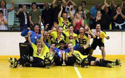 U20-Junioren mit makelloser Bilanz Schweizer Meister!