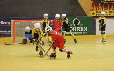 U11-Junioren kämpfen in Wolfurt um eine Top 3-Platzierung