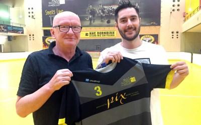Alberto Garcia wird neuer Spielertrainer beim RHC Dornbirn!