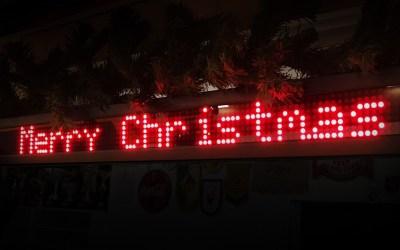 Der RHC Dornbirn wünscht frohe Festtage und einen guten Rutsch ins neue Jahr!