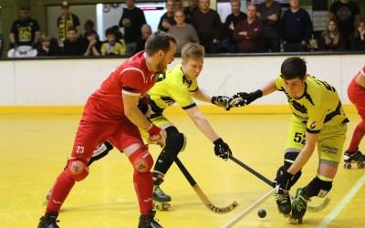 Dornbirn startet bei Topfavorit  Diessbach ins Playoff-Halbfinale