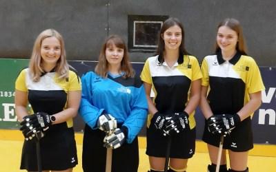 Vier RHC-Damen mischen in der Schweizer Liga mit!