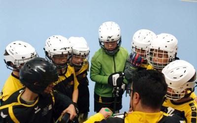 U11 starten in Biasca in die Saison