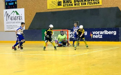 Ligastart für die U15-Junioren in Gipf-Oberfrick