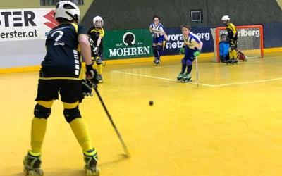 Saisonstart für die U13-Junioren in Wolfurt