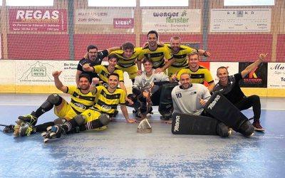 Perfekte Generalprobe –  Dornbirn gewinnt den Branduhren-Cup 2021