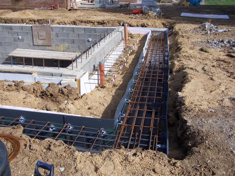 RHC Groundwork Concrete Products