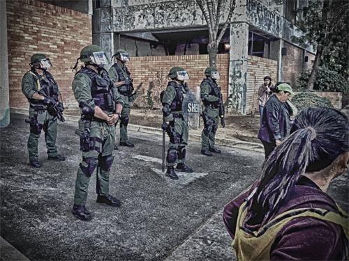 FSO Guarding Jail