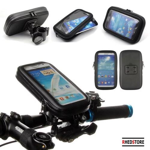 Handyhalter Halterung Befestigung Smartphone Fahrrad