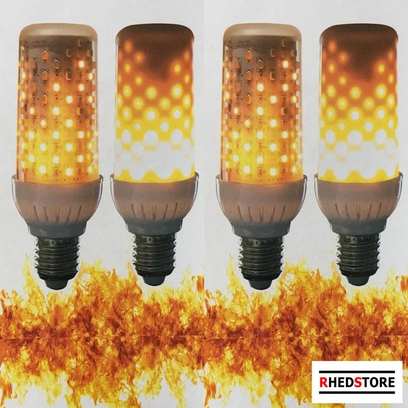 LED Feuerlampe Fackel