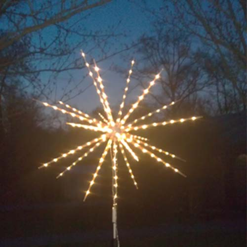 Fireworks LED Stern