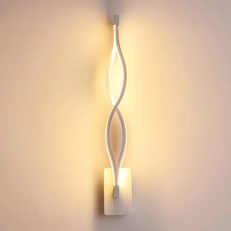 LED Wandlampe Wandleuchte Modern Lampe