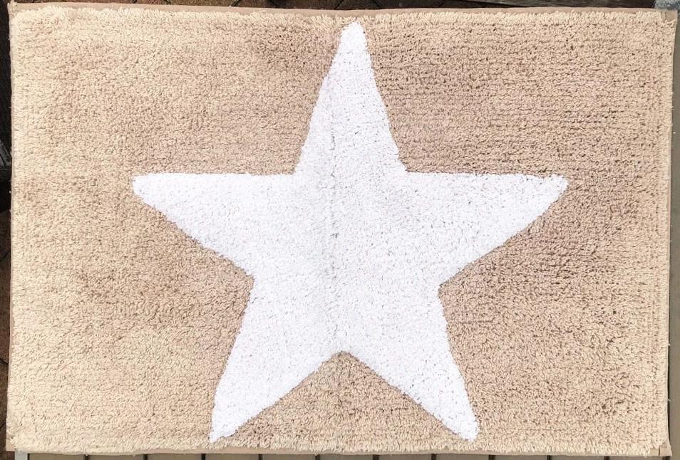 Badematte Badteppich Stars
