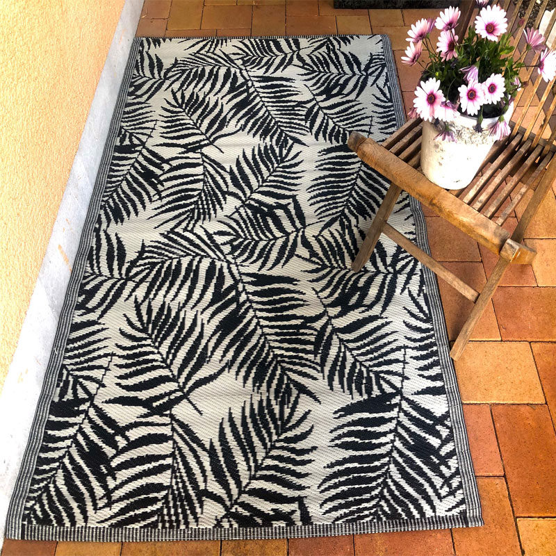 Outdoor Teppich Jungle Leaves 120x180cm