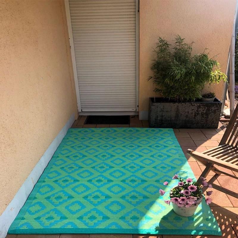 Outdoor Indoor Teppich Ibiza 120x180cm