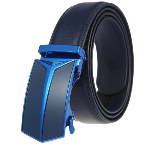 Rhed Automatik Gürtel Blau