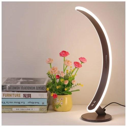 Tischlampe Tischleuchte moderne Lampe SE-T6012-BR