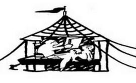 Logo Lesezelt