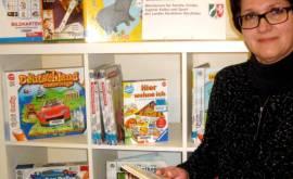 Bibliothek Bücher Flüchtlinge