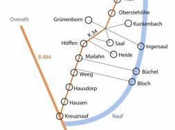 Garagenflohmarkt-Karte