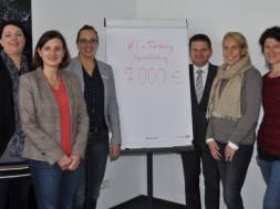 2017.11.15 Acht Meckenheimer Einrichtungen freuen sich über Fördergelder des Kommunalen Integrationszentrums