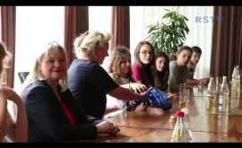 Französische Austauschschüler besuchen Siegburg
