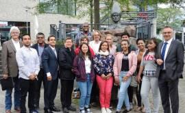 01400 62.274 Gruppenfoto Besuch Delegation Dominikanische Republik 2018-print(P000668740)