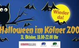 Banner_Halloween im Kölner Zoo