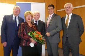 Bundesverdienstkreuz Schürheck