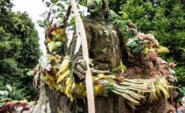 PANTAO Stelzenlauf Walkact Vogelbäume Vogel Baum_8_MG_4291_VA