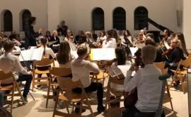 01400 62.420 2018 Auftritt Orchester Sankt Augustin und Troisdorf Foto von Maria Remenyuk(P000701429)