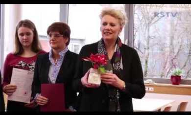 Kooperation zwischen dem Gymnasium Siegburg Alleestraße und dem Roten Kreuz