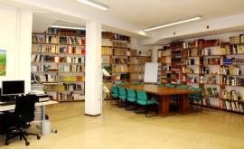 Lesesaal Handbibliothek bis 2018