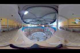 360 Grad Impressionen Sanierung Tauchturm Siegburg