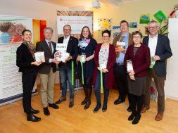 Spendenübergabe Ambulanter Kinder- und Jugendhospizdienst 3.2.2020 Foto KSK