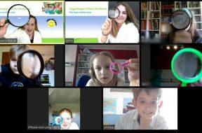 Aggerbogen Online Akademie – Kinder experimentieren ©haermanz
