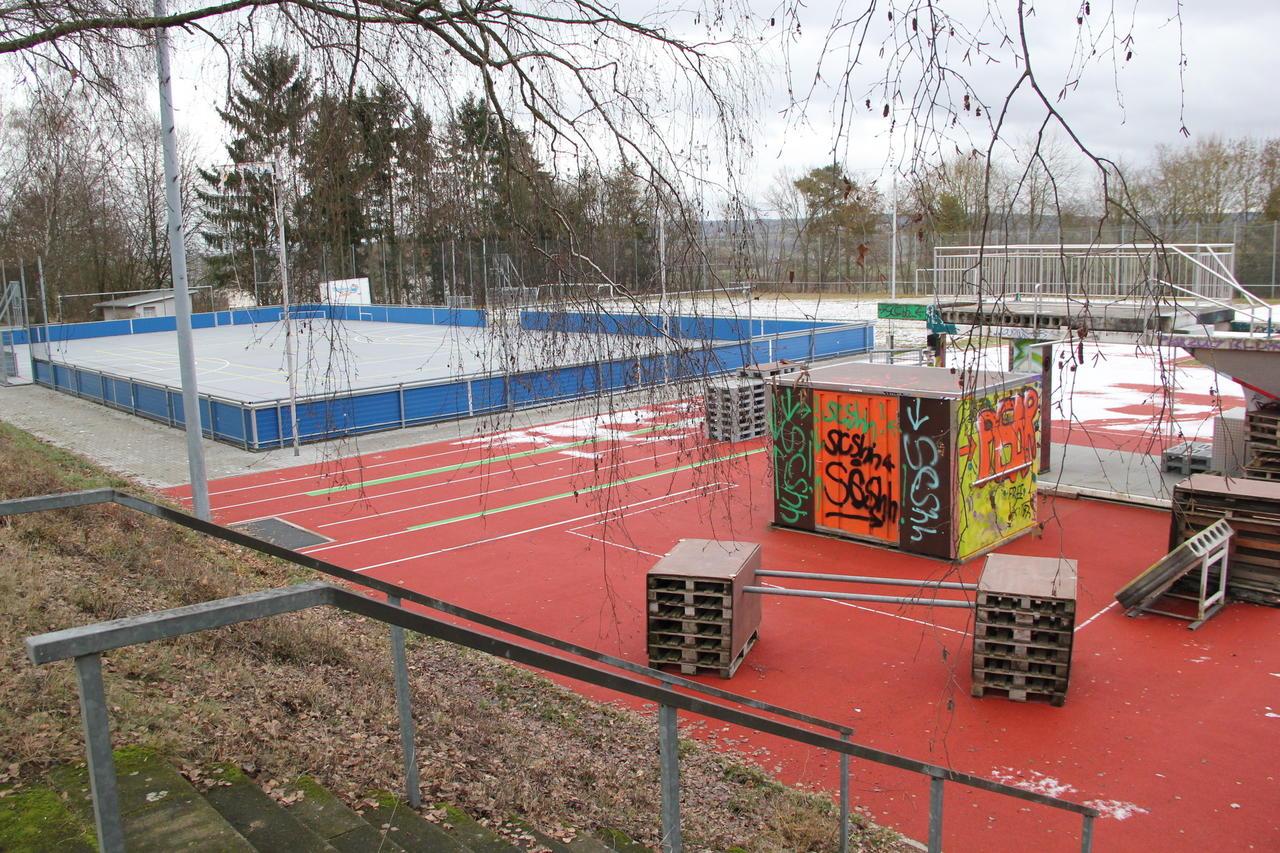 Winterfest: Sv Lohrheim Und Kreml Bauen Neue Kalthalle - Rhein-Lahn